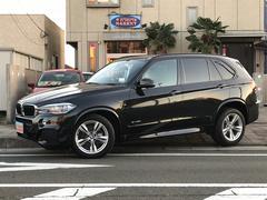 BMW X5xDrive 35d Mスポーツ サンルーフ 本革シート