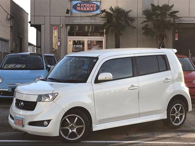 トヨタ S エアロ-Gパッケージ スマートキー ローダウン ETC