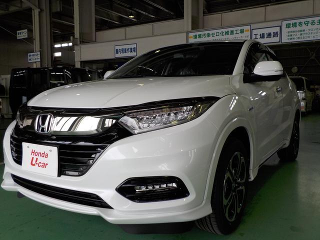 ホンダ ハイブリッドZ・ホンダセンシング 4WD TVナビ LED