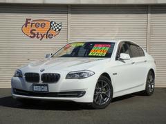 BMW523i HDDナビ ワンオーナー 禁煙車