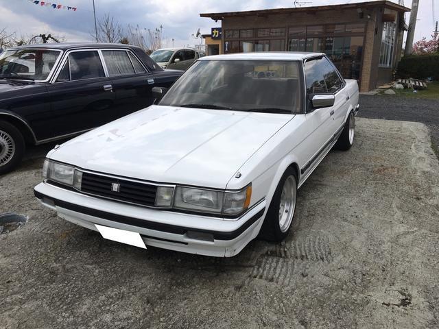 トヨタ グランデ ツインカム24 5速MT 前期仕様 公認済