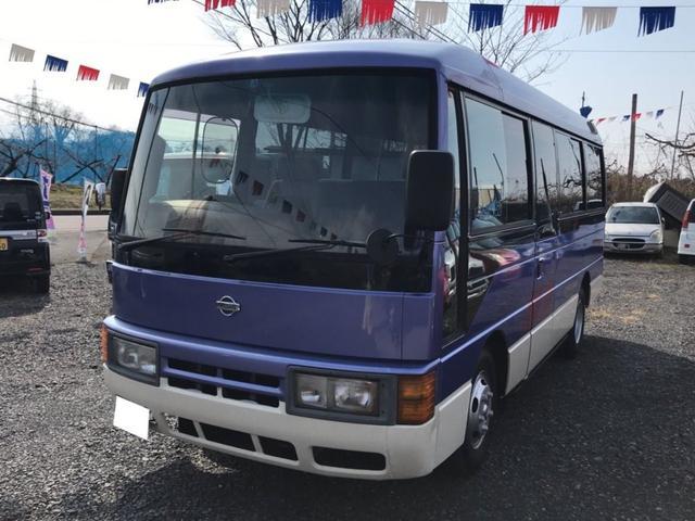 日産 バス エアコン フロアAT 26名乗り