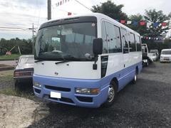 シビリアンバスバス エアコン フロアAT 26名乗り CD