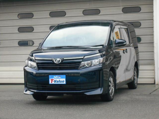 トヨタ X 4WD 両側スライドドア 片側電動 キーレス