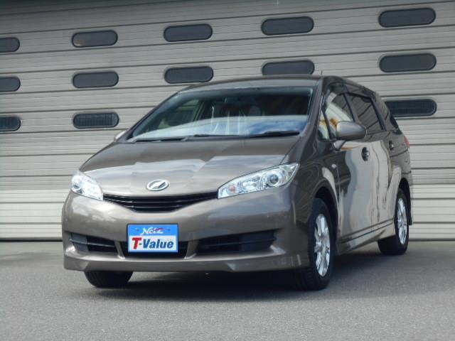 トヨタ 1.8X キーレス 3列シート