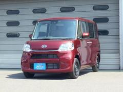 タントX SAIII 4WD UGP 電動スライドドア