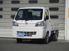 ハイゼットトラックAC Pステレス 4WD マニュアル シングルエアバック