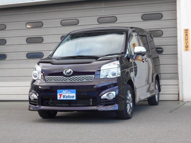 トヨタ ZS 煌III 4WD 両側電動スライドドア バックカメラ