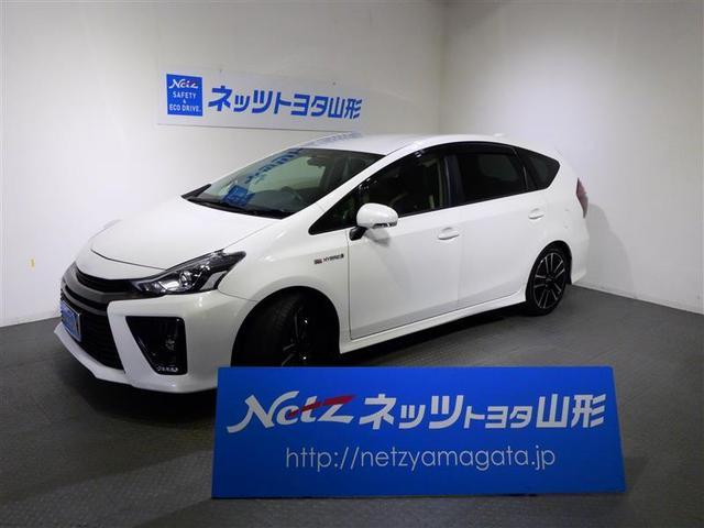 トヨタ G's メモリーナビ ワンセグ スマートキー ETC