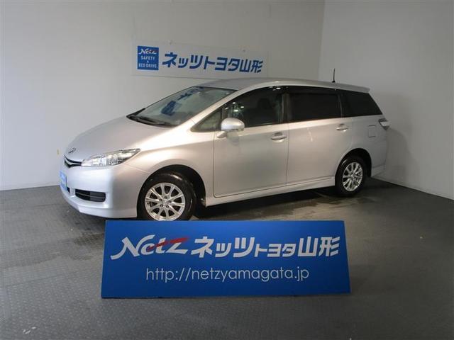 トヨタ 1.8X 4WD ワンセグナビ キーレス ワンセグ ETC 3列シート