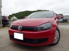 VW ゴルフヴァリアントTSI  ETC ナビTV付