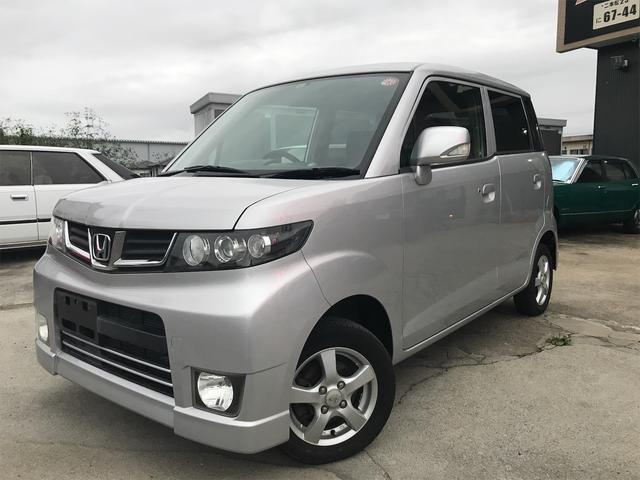 「ホンダ」「ゼストスパーク」「コンパクトカー」「福島県」の中古車