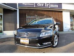 VW パサートヴァリアントTSIハイライン ブラックレザー