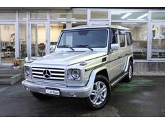 M・ベンツ G550 Long Chrome PKG