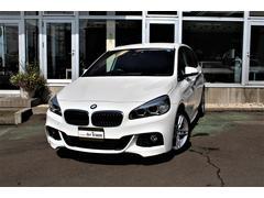 BMW218d Gran Tourer M−Sport