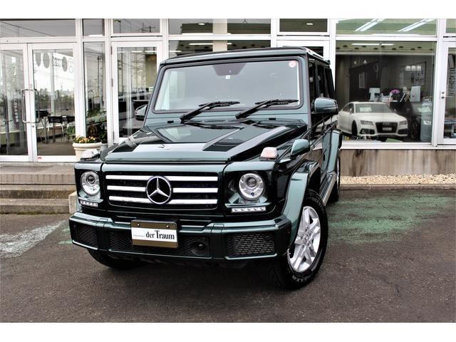 メルセデス・ベンツ G350d Long Luxury PKG