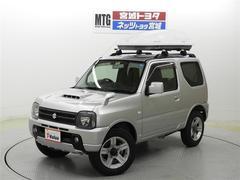 ジムニーXC 4WD CDチューナー ETC 純正アルミ