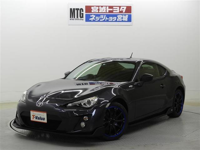 トヨタ GT TOM'Sバージョン バックモニター メモリーナビ