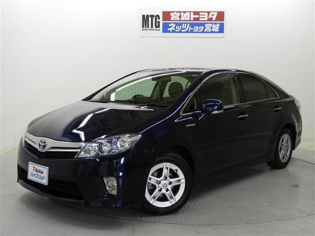 トヨタ S ウンテンセキ Pシート