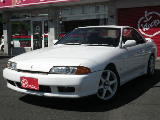 日産 GTS-tタイプM 社外17インチ柿本 マフラー ローダウン