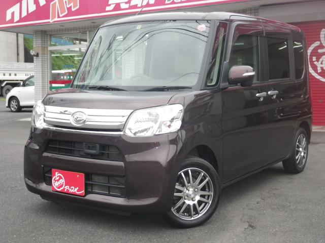「ダイハツ」「タント」「コンパクトカー」「福島県」の中古車