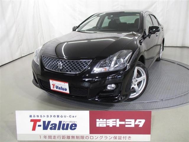 トヨタ アスリートi-Four ナビパッケージ 4WD Bモニター