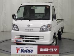 ハイゼットトラックエアコン・パワステ スペシャル 4WD ETC 4AT