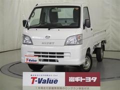 ハイゼットトラックエアコン・パワステ スペシャル 4WD ETC マニュアル