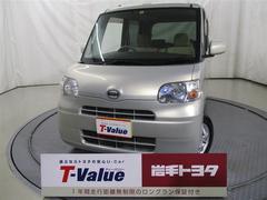 タントX 4WD CDチューナー スマートキー ETC