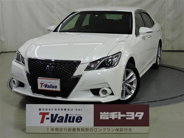 トヨタ アスリートSi-Four 4WD バックモニター HDDナビ