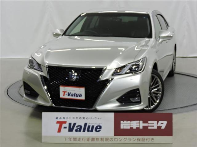 トヨタ アスリートG Four 4WD バックモニター メモリーナビ