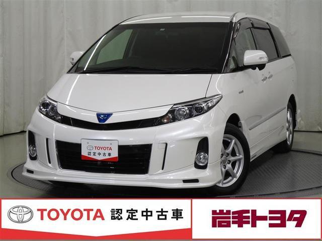 トヨタ アエラス プレミアムエディション 4WD 両側Pスライドドア