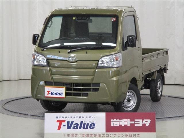 ダイハツ ハイゼットトラック スタンダードSAIIIt 4WD 5MT 横滑防止装置