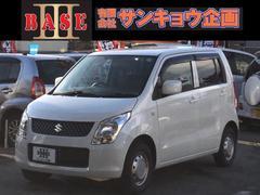 ワゴンRFX 4WD メモリーナビ ワンセグTV CD キーレス