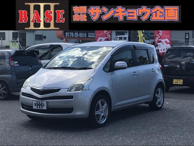 トヨタ X CD キーレス 電動格納ミラー 社外16AW ABS