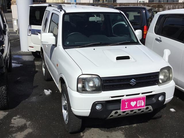 スズキ XC 4WD ターボ メモリーナビTV キーレス