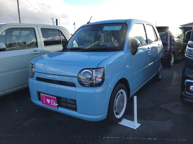 ダイハツ G SAIII 4WD 届け出済未使用車 保証付販売
