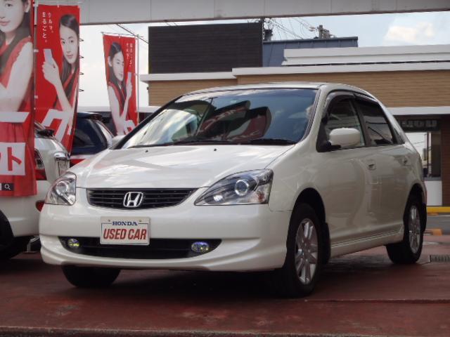 ホンダ X4 4WD HID サンルーフ HDDナビ CD 禁煙車