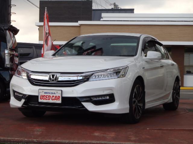 ホンダ EX Honda SENSING メモリーナビ フルセグTV
