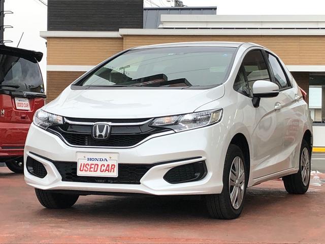 ホンダ 13G・Fパッケージ 4WD Honda SENSING