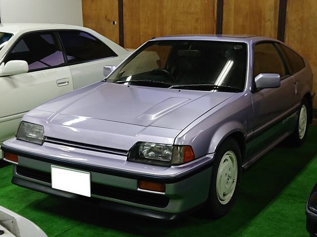 「ホンダ」「CR-X」「クーペ」「岩手県」の中古車