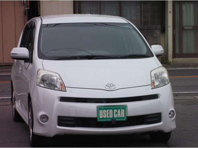 トヨタ パッソセッテ S Cパッケージ 4WD