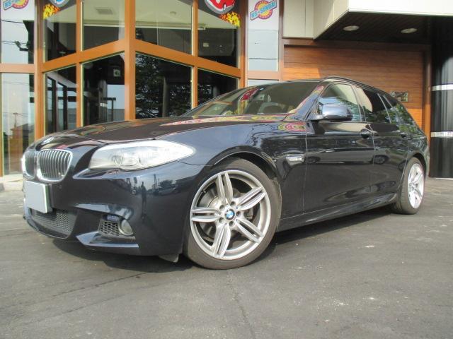 BMW 528iTRG MスポーツPG レザーシート DTV Bカメ