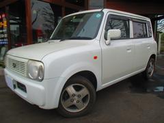 アルトラパンX 4WD