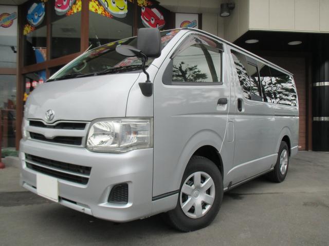 トヨタ ロングDX 4WD 小窓付き