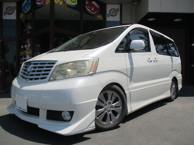 トヨタ MS プレミアム アルカンターラバージョン Wパワスラ