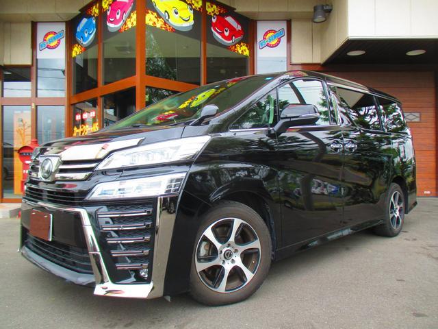 トヨタ 3.5Z G Wサンルーフ 3眼LEDヘッド