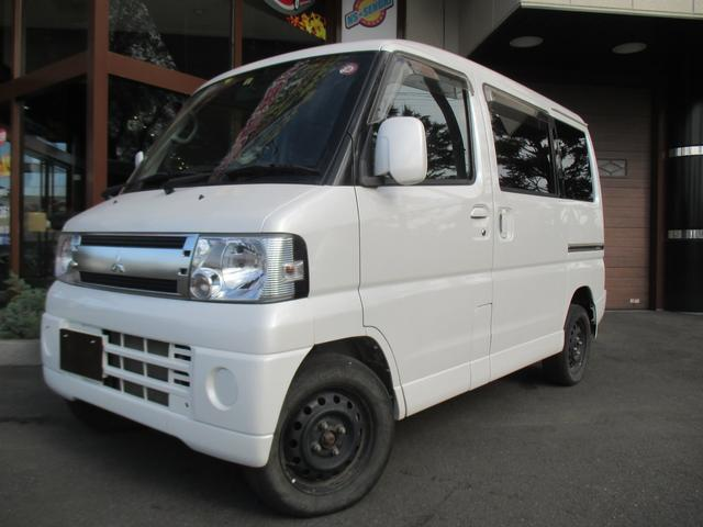 三菱 タウンボックス LX 切替4WD