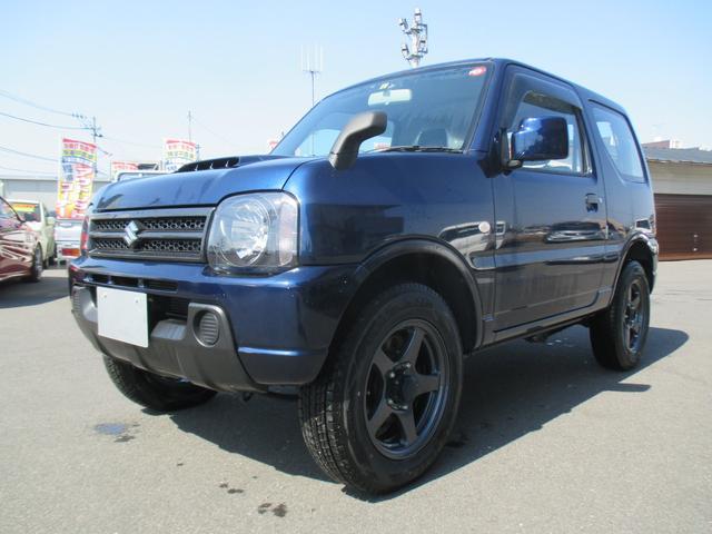スズキ XG 4WD ターボ