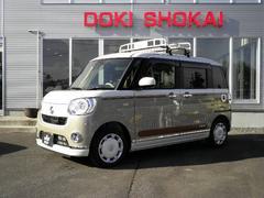 ムーヴキャンバスGメイクアップ SAII 4WD